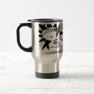 rabidoodles #1 travel mug