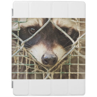 RACCON ON IPAD 2/3/4  SMART COVER iPad COVER