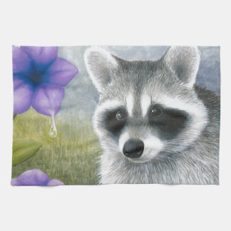 Raccoon 20 kitchen towel