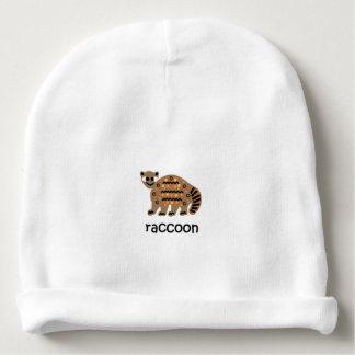 Raccoon Baby Beanie