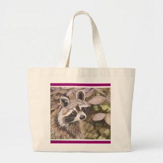 Raccoon bag