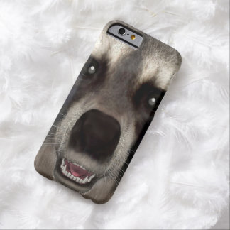 Raccoon Barely There iPhone 6 Case