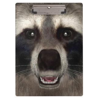 Raccoon Clipboard