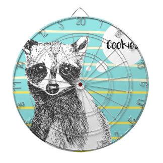 Raccoon_Cookies_113323534.ai Dart Boards