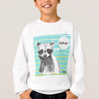 Raccoon_Cookies_113323534.ai Sweatshirt