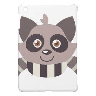 Raccoon Head Case For The iPad Mini