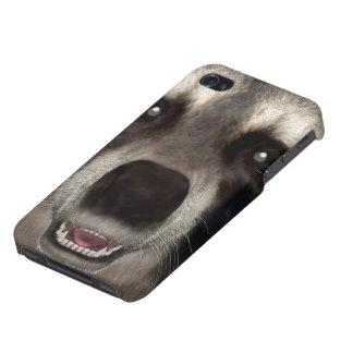 Raccoon iPhone 4 Covers