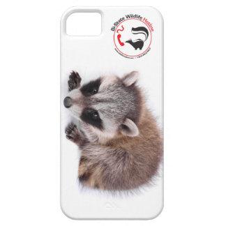 Raccoon Phone iPhone 5 Cover
