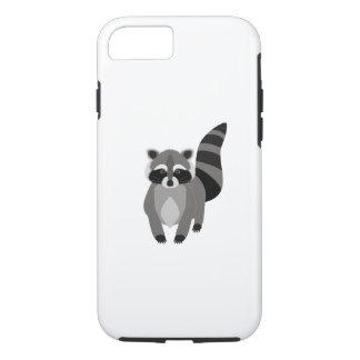 Raccoon Rascal iPhone 7 Case