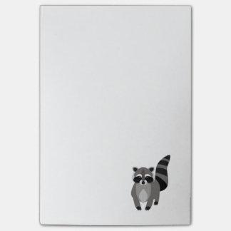 Raccoon Rascal Post-it Notes