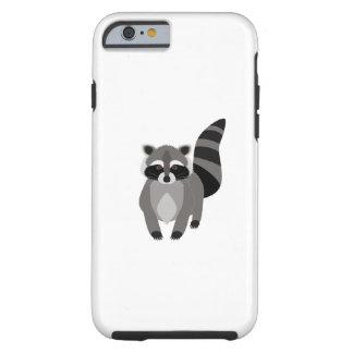 Raccoon Rascal Tough iPhone 6 Case