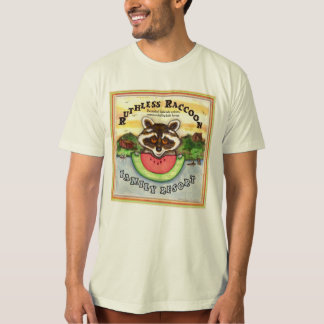 Raccoon Resort Men's Organic T-Shirt