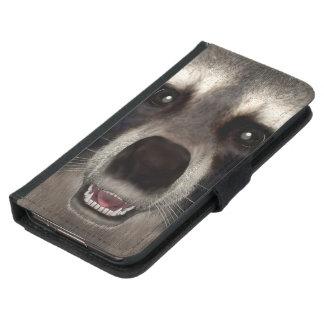 Raccoon Samsung Galaxy S5 Wallet Case
