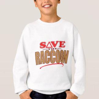 Raccoon Save Sweatshirt