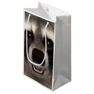 Raccoon Small Gift Bag