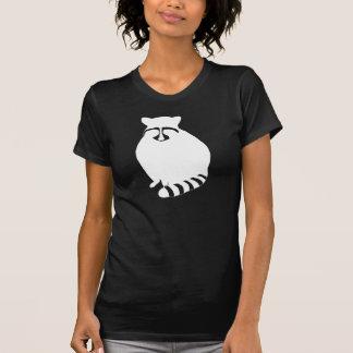 Raccoon T-Shirt (white)