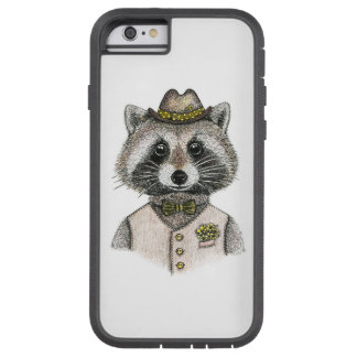 raccoon tough xtreme iPhone 6 case