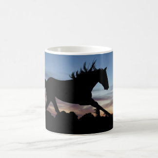 Race Against The Night Coffee Mug
