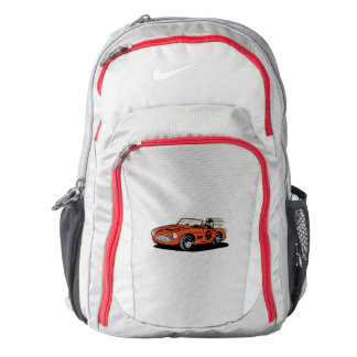 Race 🏁 car 🚗 backpack 🎒