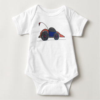 Race Car Bodysuit