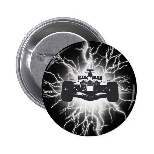 Race car button