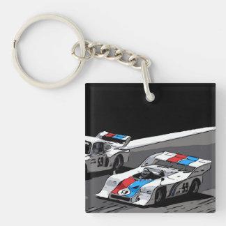 RACE CAR - KEIN VERGLEICH KEYCHAIN