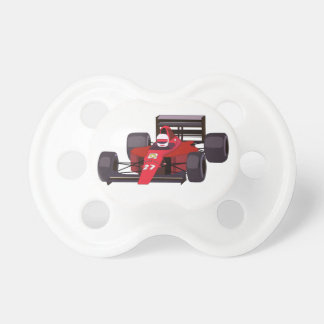 Race Car Pacifier