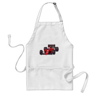 Race Car Standard Apron