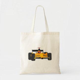 race-car tote bag