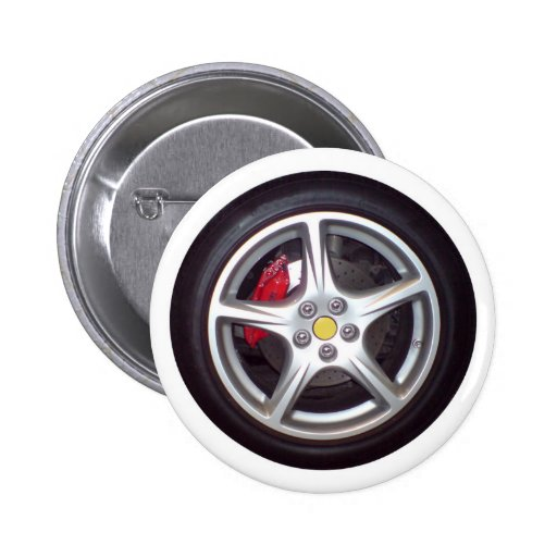 Race Car Wheel Pin