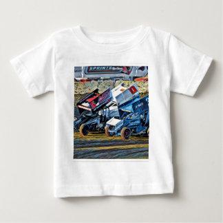 Race Cars Baby T-Shirt