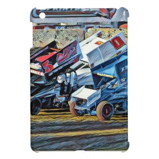Race Cars Cover For The iPad Mini