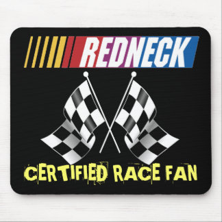 Race Fan Mousepad