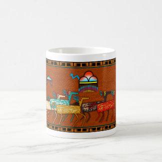 Race For The Sun Coffee Mug