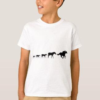 Race Horse Evolution T-Shirt