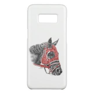 Race Horse Portrait Silks Case-Mate Samsung Galaxy S8 Case