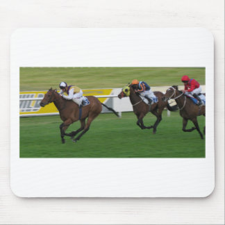 race horse, racing sports mouse pad
