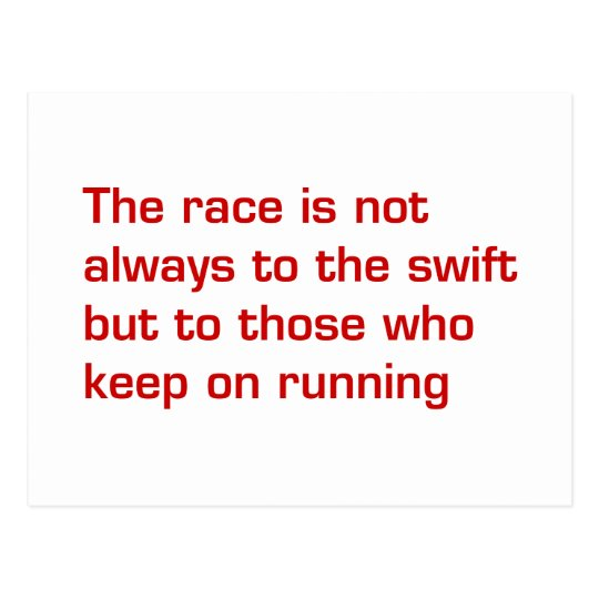 race-is-not-always-to-the-swift-eur-dark-red.png postcard