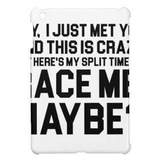 Race Me Maybe iPad Mini Cover