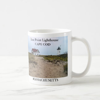 Race Point Lighthouse, Cape Cod, Massachusetts Mug