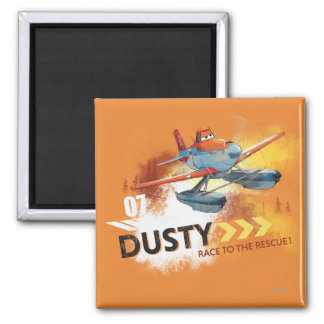 Race To The Rescue Magnet