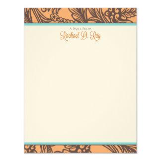Rachael Ray custom Flat Note Cards
