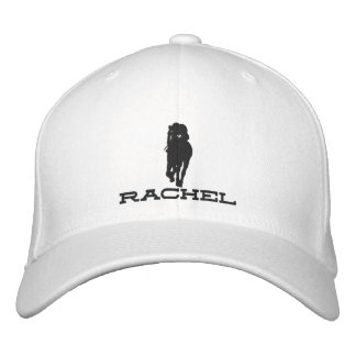 Rachel Alexandra Silhouette Hat