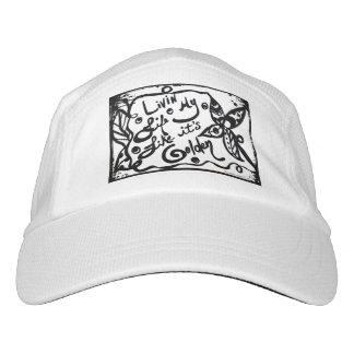 Rachel Doodle Art - Livin My Life Like It's Golden Hat