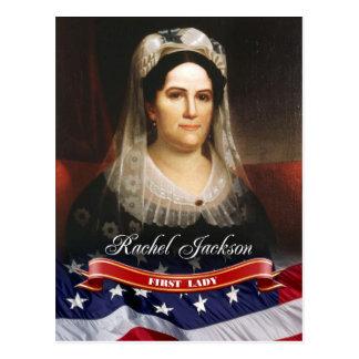 Rachel Jackson, First Lady of the U.S. Postcard