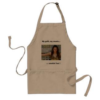 Rachel Lauren - BBQ apron - tan