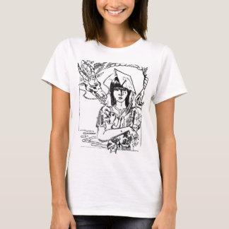 Rachel, Lucky, and the Goose T-Shirt
