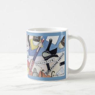 Rachel Maddow fan mug