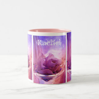 Rachel rose mug