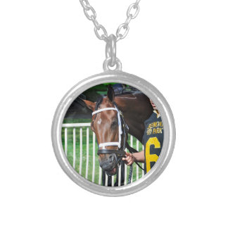 Rachel's Valentina - Mother Goose Silver Plated Necklace